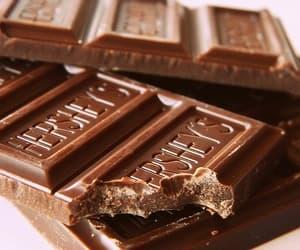 chocolate, hershey's, and sweet image