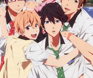 anime, manga, and nanase haruka image