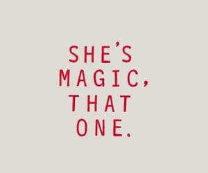quotes, magic, and pink image