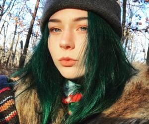 alt, blue eyes, and golden image