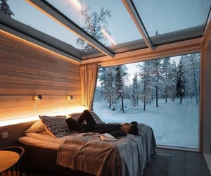 house, finland, and home image