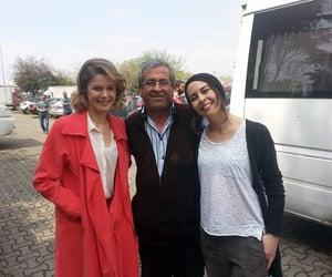 series, burcu biricik, and turkish series image