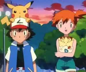 anime, ash, and classic image
