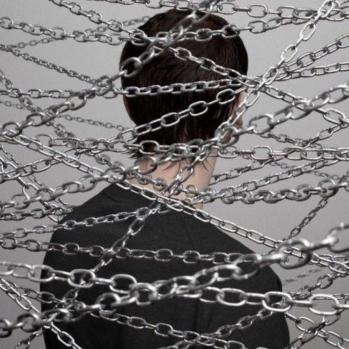 aesthetic, alternative, and chains image
