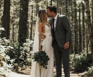 wedding, photography, and love image