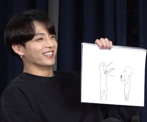 bts, low quality, and cute image