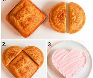 heart cake image