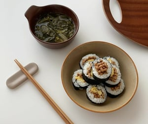 aesthetic, food, and korean image