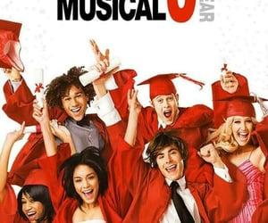 high school musical, gabriella montez, and troy bolton image
