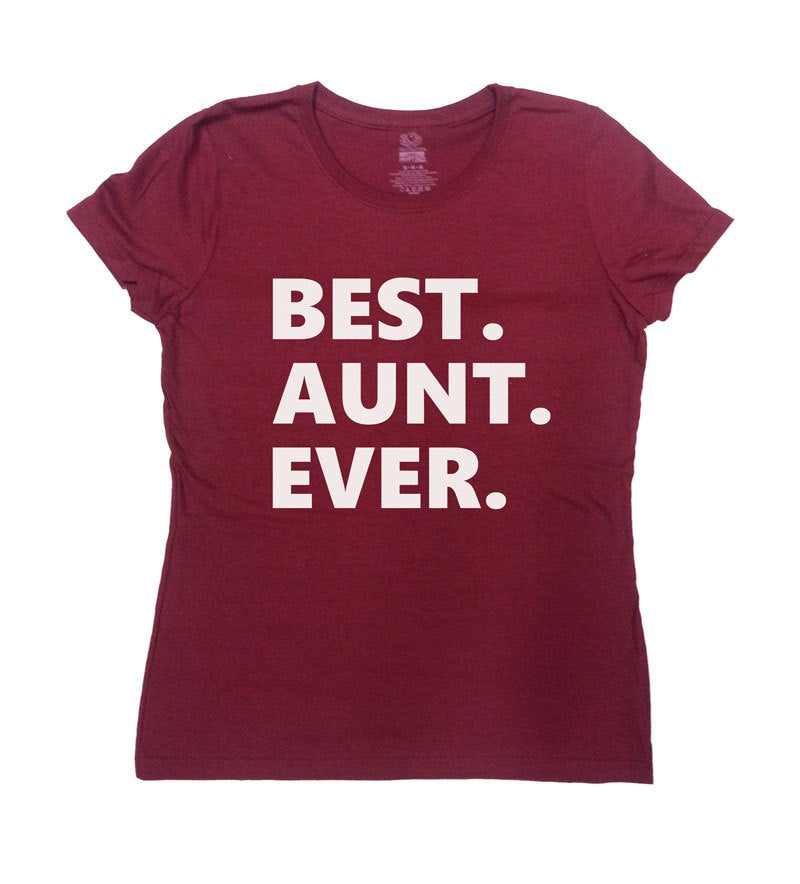 etsy, gift for aunt, and best aunt ever image