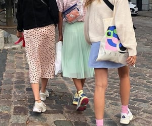 outfit, fashion, and friends image