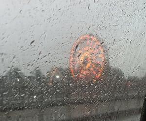 amusementpark, autumn, and citylights image