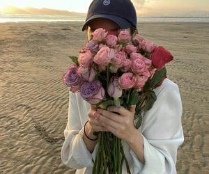aesthetics, beach, and blogger image