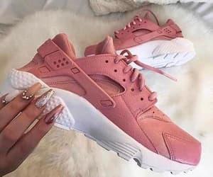 nike, luxury, and shoes image