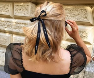 article, hair, and fashion image