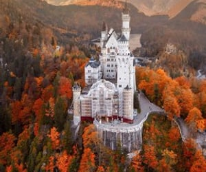 germany, castle, and magic image