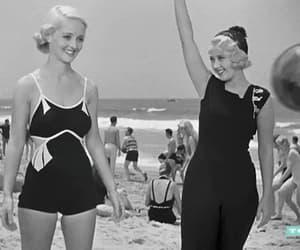 Bette Davis, gif, and vintage image
