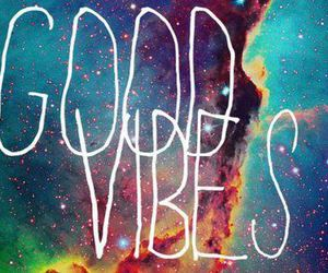 good vibes, good, and vibes image