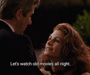 quotes, pretty woman, and film image