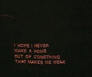 dark, failure, and quotes image