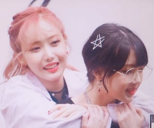 girlgroup, sinb, and gfriend icons image