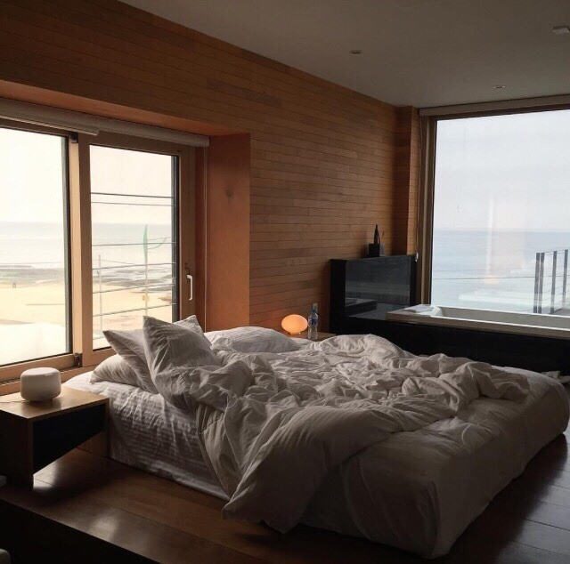 architecture, bedroom, and dream house image
