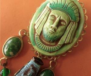 Czech glass, czech molded glass, and handmade artisan image