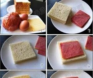 cheese, delicioso, and sandwich image