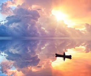 nature, clouds, and travel image