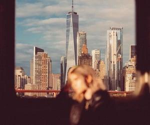city, girls, and lifestyle image