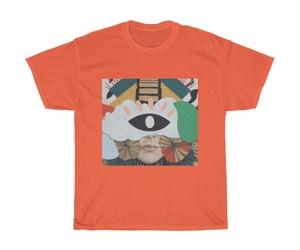abstract art, crew neck, and crewneck image