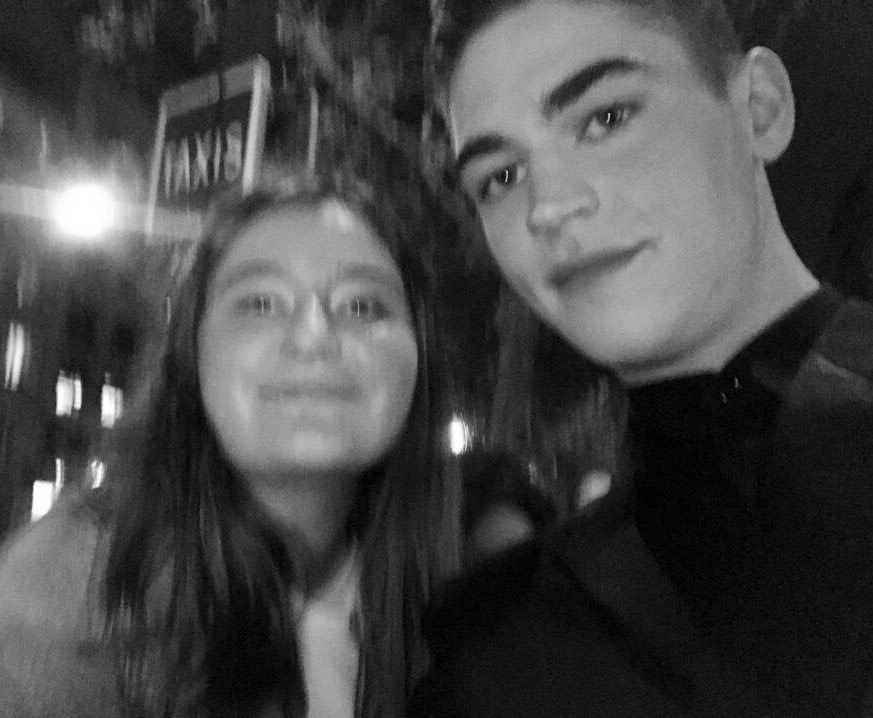 hero fiennes tiffin and after movie image