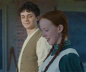 gif, anne with an e, and anne x gilbert image