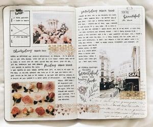 journal, bujo, and art image