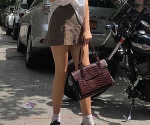 aesthetic, skirt, and soft image