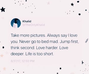 positivity, quotes, and tweets image