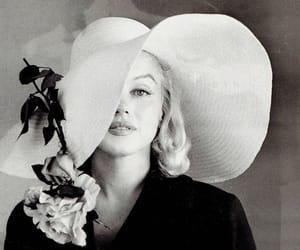 Marilyn Monroe, monroe, and black and white image
