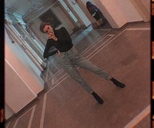 alternative, legs, and mirror image