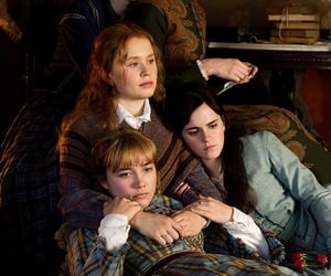 emma watson, little women, and movie image