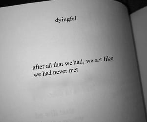 hurt, quotes, and love image