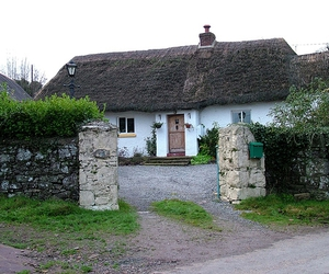 home, ireland, and house image
