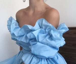 fashion and blue image