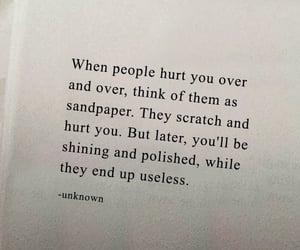 hurt and Useless image