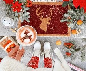 holiday, christmas, and cold days image