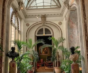 buildings, france, and interior design image