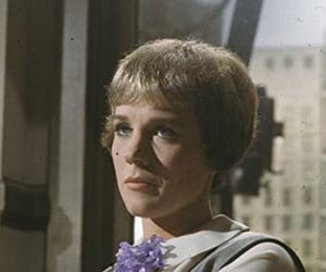 actress, julie andrews, and Mary Poppins image