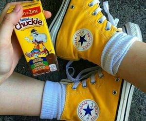 all star, chuckie, and converse image
