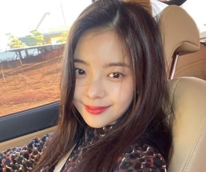 lia, itzy, and kpop image