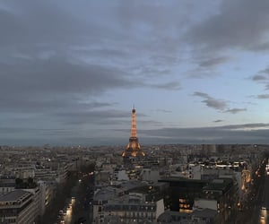 paris, photography, and city image