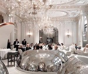 fashion, luxury, and restaurant image